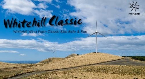 Meridian Whitehill Wind Farm Classic Bike Ride & Run 2016