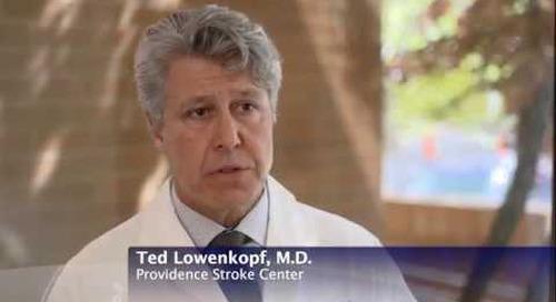 Providence Wellness Watch KGW May 2018 60 Stroke Treatment Window Dr. Lowenkopf