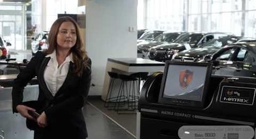 Fleet Key Cabinet Managing Dealership Car Keys