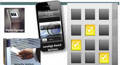 Workplace Utilization: Smart Occupancy & Smart Building