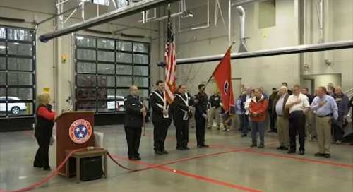Fire Station 5 Grand Opening and Uncoupling