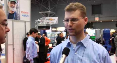 New Technology for Verizon Wireless Data Centers