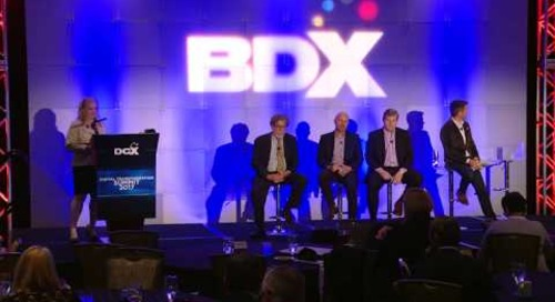 DCX 2017 | Viewpoints From The Industry's Leading Researchers Panel