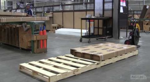 Shipping: Boxes and Pallets