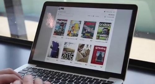 Hume Libraries: Free magazines with Zinio