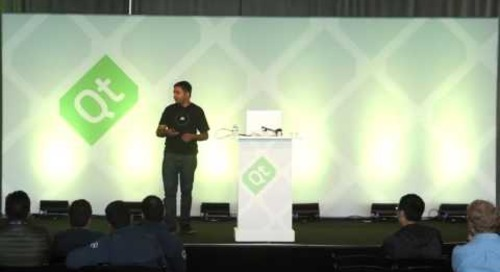QtWS16- Qt Powered Application Development Framework for Dolby, Kushal Dalal, Dolby