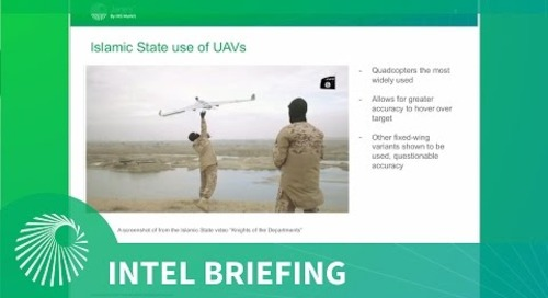 Counter-UAS: Technical outlook for global C-UAS capabilities