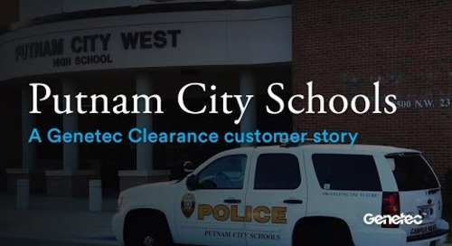 Putnam City Schools: Genetec Clearance customer story