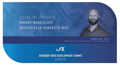 Testing the Efficacy of Immuno-Modulatory Antibodies in Humanized Mice