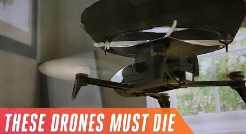 Worst drones at CES 2017