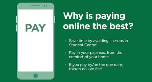 How to Pay Online