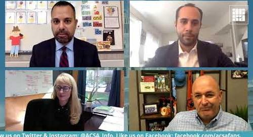 ACSA Legislative Lunch Break: Blueprint for a Safer Economy
