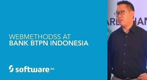 Joko Kurniawan , VP of Integration at Bank BTPN Indonesia
