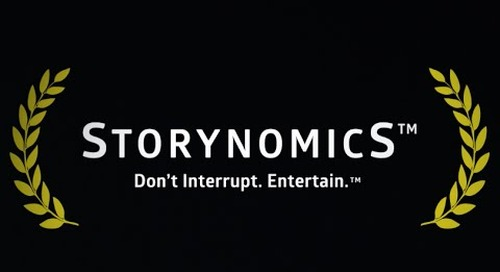 Storynomics — Brand Storytelling Seminars with Robert McKee