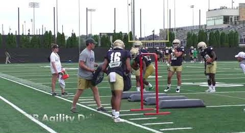 Practice Highlights 8/12/19