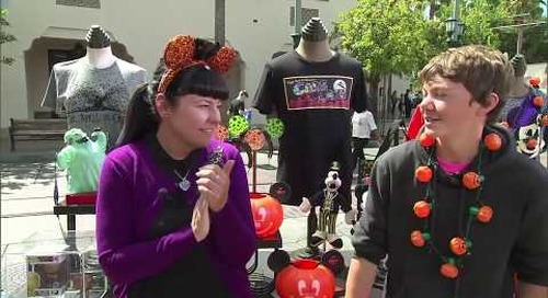 Check out what's new for Halloween in Disneyland