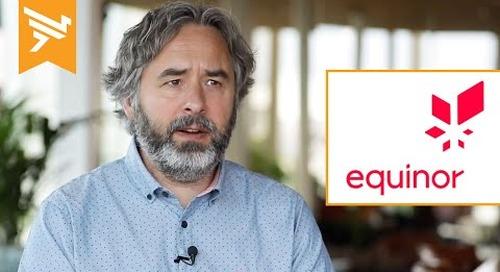 Equinor Transforms Digitally with AMPLIFY B2Bi