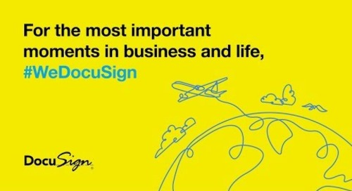 DocuSign, 15 years in the making.