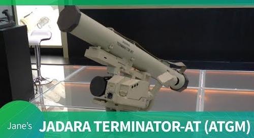 Jadara's Terminator-AT Anti-Tank Guided Missile (AAD 2018)