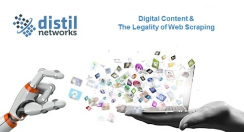 Digital Content and the Legality of Web Scraping