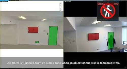 Restricted Area Surveillance with OPTEX RLS