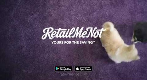 Sniff Out Great Savings at RetailMeNot | App