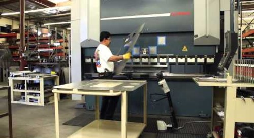IKONICS Imaging & MediaBlast and Abrasive Manufacturing Highlights