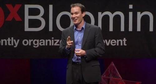 The happy secret to better work | Shawn Achor