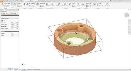 Setting up your Inventor CAM model (Demonstration)