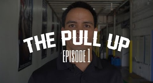 THE PULL UP: RYAN CLAROS