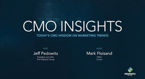 CMO Insights: Mark Floisand, CMO at Coveo