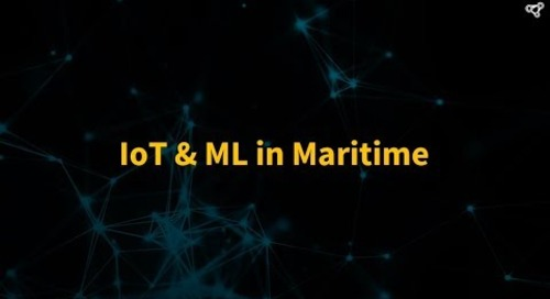 IoT & ML in Maritime