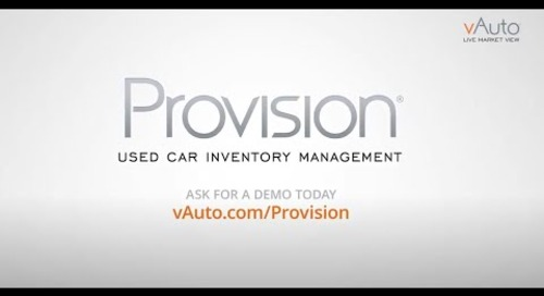 Provision Software Tour | Enterprise