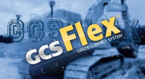 Trimble GCSFlex - Just Dig Better