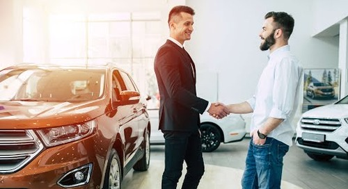 Automotive Sales Webinar:  How Car Dealerships Earn Customer Loyalty