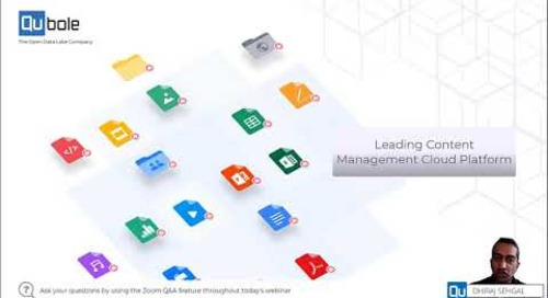 Maximizing Spot Utilization & Minimizing Job Loss - On-Demand Webinar
