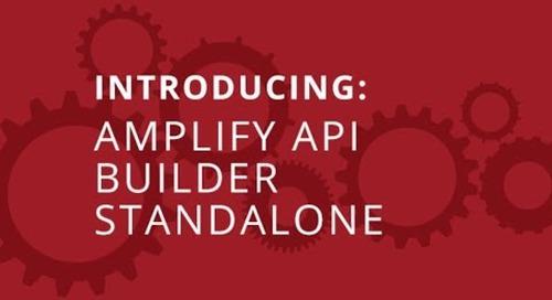 API Builder 4.0 Standalone - From Zero to Dockerized Microservice