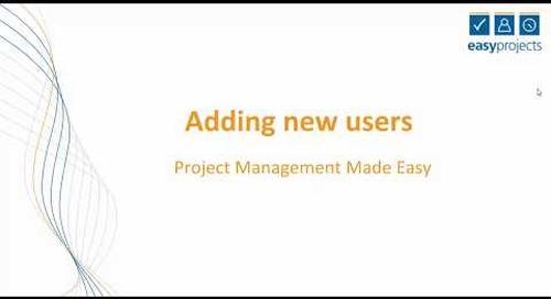 Adding New Users