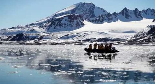A day in the life: Spitsbergen, Arctic