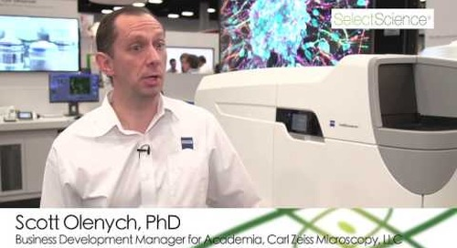 ZEISS @ Neuroscience 2016: Automated Microscopy with ZEISS Celldiscoverer 7