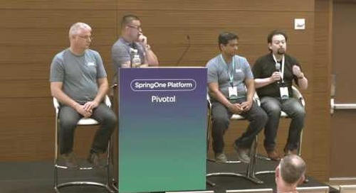 Lessons Learned from Deploying Cloud Foundry on OpenStack — Dimmick, Khalid, Roche, Salas