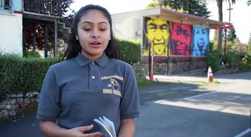 Oakland Charter High School's D.E.A.R. Program