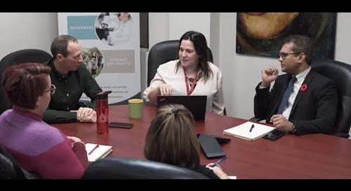 Exemple de réussite: Dystrophie musculaire Canada (sans sous-titres)