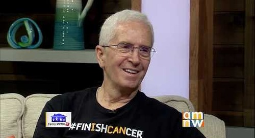 Providence KATU Family Matters 8/21/19 AMNW Cancer CAR T-Cell Immunotherapy – Dr. Godwin