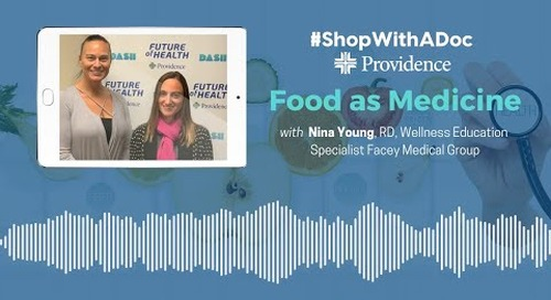 Shop With A Doc: Food as Medicine