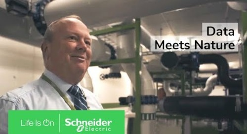 Discover EcoStruxure - Schneider Electric & Green Mountain - Data Meets Nature