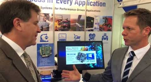 WinSystems at Embedded World 2018