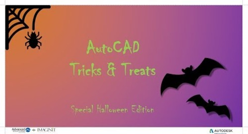 AutoCAD Tricks and Treats