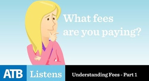 Understanding Investment Fees – Part 1