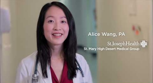 Family Medicine featuring Alice Wang, PA